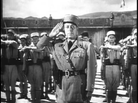Outpost in Morocco (1949) GEORGE RAFT