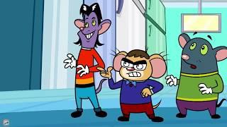 Những chú chuột tinh nghịch tập 4 - Đi nhổ răng ở Nha sỹ
