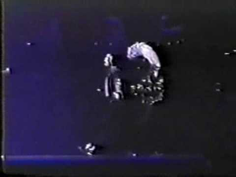 Michael Jackson with guitarist Greg Howe
