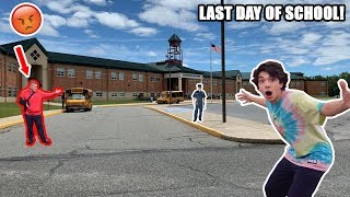 Skipping The LAST DAY Of SCHOOL! *GONE WRONG*