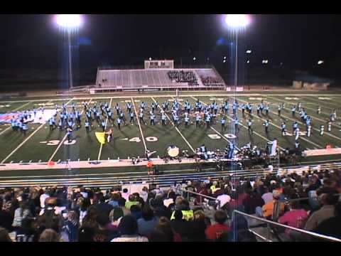 Ridgeland High School Band State Champions 2010