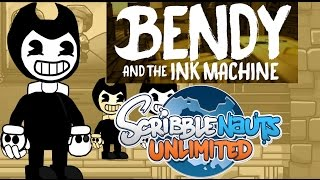 Scribblenauts Unlimited 218 Bendy and the Ink Machine