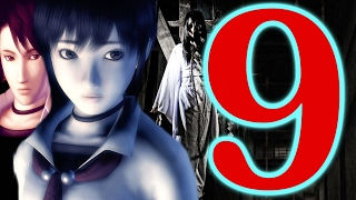 Project Zero / Fatal Frame Walkthrough Part 9 - PS2 - Angry Mask & Mask/Reflection Location!