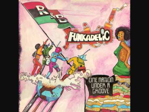 One Nation Under A Groove - Funkadelic (1978)