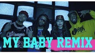 Zendaya Video - Zendaya - My Baby Remix (ft. TY$, Bobby Brackins, & Iamsu!)