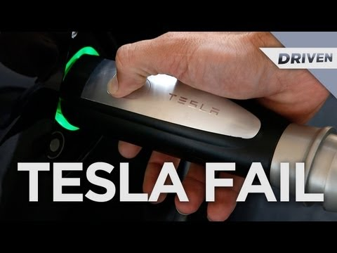 Tesla's New York Times Drama! - TechnoBuffalo's Driven