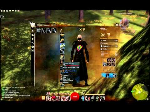 Guild Wars 2 - Thief 19.8k Backstab crit