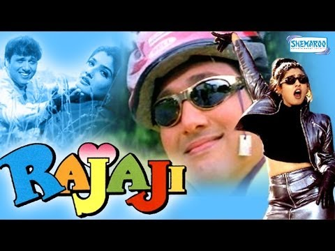 Rajaji - Govinda - Raveena Tandon - Superhit Comedy Film video