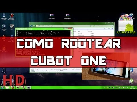 COMO ROOTEAR CUBOT ONE DE ANDROID