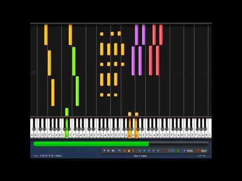 Synthesia - Piano Man