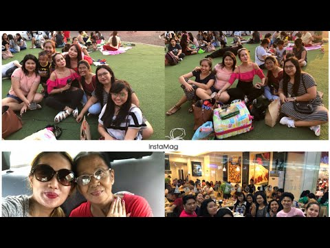FIRST MEET AND GREET PINAS VLOG DAY 4 PINKSLOVERS