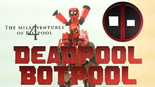 Deadpool & Botpool - FULL MOVIE - Stop Motion Animation Series