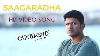 SAAGARADHA HD VIDEO SONG | RAAJAKUMARA | PUNEETH RAJKUMAR | SONU NIGAM | V HARIKRISHNA