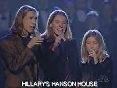 Hanson - Silent Night Medley