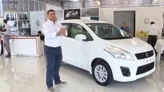 Lanzamiento Suzuki Ertiga 2015 Colombia - maciAutos.com