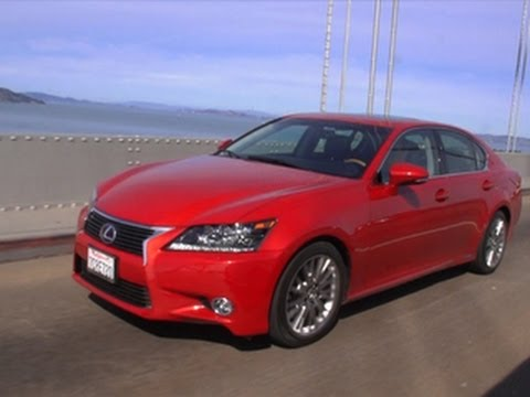 Car Tech - 2014 Lexus GS 450h
