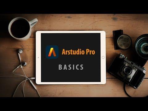 Artstudio Pro tutorial: Basics