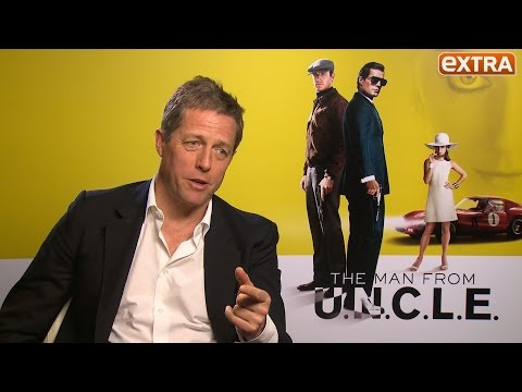 Hugh Grant on His Crazy Connection to Guy Ritchie, Why He's Not in Next 'Bridget Jones' Movie