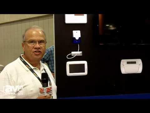 CEDIA 2015: Teleguard Explains Its GDC1 Universal Garage Door Opener