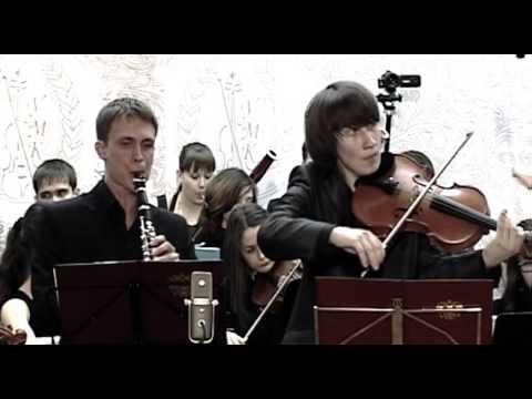 Брух, Макс - Концерт для кларнета и альта с оркестром ми минор