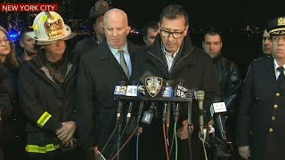 NYC helicopter crash: 2 dead, 3 in critical condition