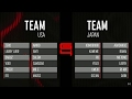 Lagu GENESIS 4 - Japan vs USA - Smash 4 Crews Final