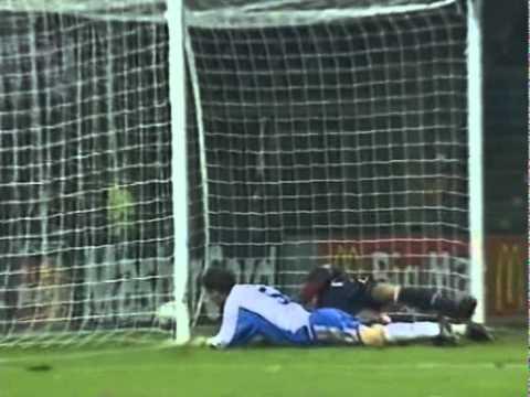 ALL GOALS DYNAMO KIEV in Champions League (1998/99)