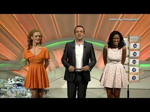 E diela shqiptare - TELEBINGO SHQIPTARE, 10 mars 2013