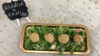 Snack per cani - Arancini per cani  ricetta semplice e veloce-Sfizi a 4 zampe 🐾