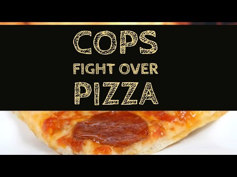 NJ cops mad about pizza delivery? Criminal charges