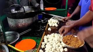 চট্টগ্রাম স্ট্রীট ফুড 🍕 ৩ টাকায় পুরি 🥧 Popular Street Food ✌️ Amazing Cooking skills