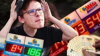 DO NOT CONTRIBUTE TO THE LOTTERY, LOSER - idubbbz complains