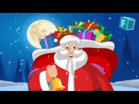 Jingle Bells Song | Christmas Carol | Children Nursery Rhymes...