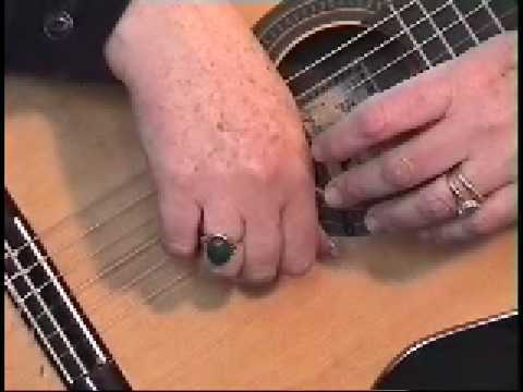 The Ida Presti right hand technique for guitar - Alice Artzt - 2/4