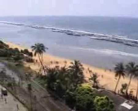 Sri Lanka Tsunami Colombo December 26th 2004 ¦ Condensed X 5 video
