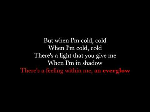 Everglow COLDPLAY lyrics
