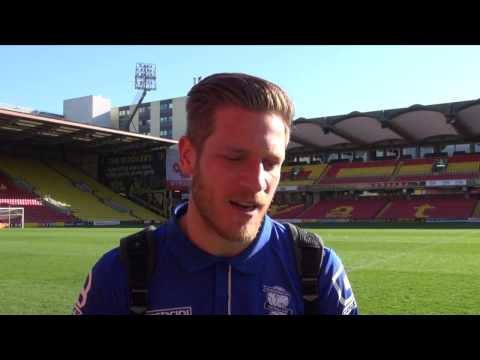 Morrison on Watford defeat | Watford 1-0 Birmingham City