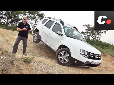 Dacia Duster 4x4 - Prueba / Test / Review Coches.net (2014)