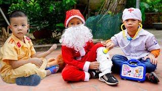 Trò Chơi Cứu Giúp Ông Già Noel - Bé Nhím TV - Đồ Chơi Trẻ Em Thiếu Nhi