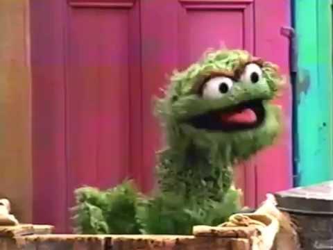 Sesame Street - Oscar