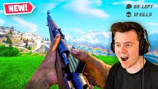The *NEW* BIG Battle Royale Experience!