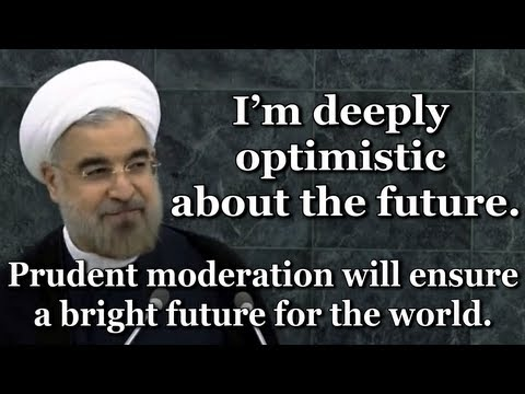 Iran's President Rouhani UN Speech Enhanced Part 2 (Full Address Time Compressed)
