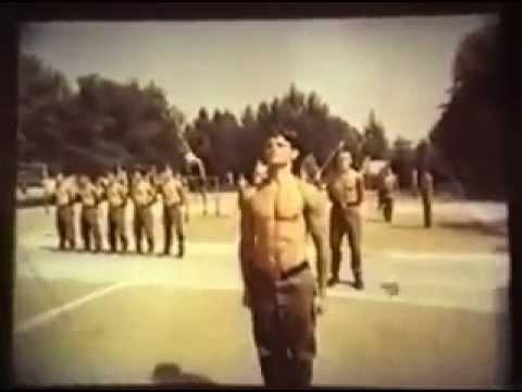 Рукопашный бой СПЕЦНАЗа МВД в СССР