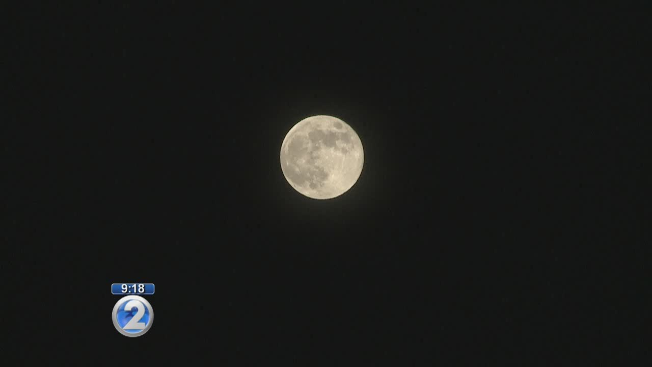 What's a blue moon and why is it so rare?