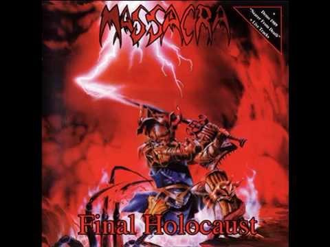 Massacra - Beyond The Prophecy