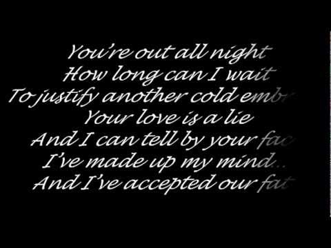 My Darkest Days - Gone
