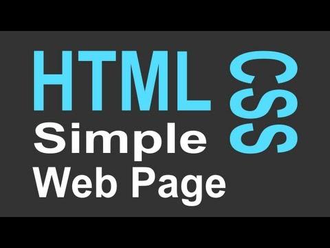 Website Design Tutorial For Beginners