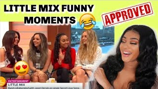 Little Mix Funny Moments REACTION