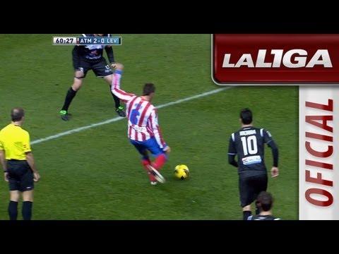 Golazo de Koke (2-0) en el Atlético de Madrid - Levante UD - HD