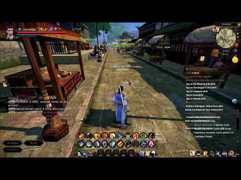 Echemos una partidilla | Age of Wushu / Age of Wulin